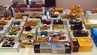 Construction Truck Scale Model Toy Show IMCATS-2016-032-s