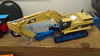 Construction Truck Scale Model Toy Show IMCATS-2016-035-s