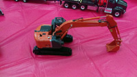 Construction Truck Scale Model Toy Show IMCATS-2016-048-s