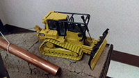 Construction Truck Scale Model Toy Show IMCATS-2016-066-s
