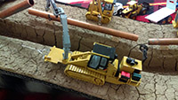 Construction Truck Scale Model Toy Show IMCATS-2016-067-s
