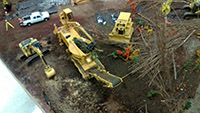 Construction Truck Scale Model Toy Show IMCATS-2016-075-s