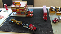 Construction Truck Scale Model Toy Show IMCATS-2016-080-s