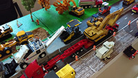 Construction Truck Scale Model Toy Show IMCATS-2016-083-s