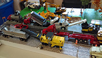 Construction Truck Scale Model Toy Show IMCATS-2016-084-s