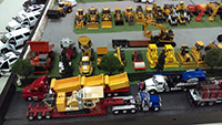 Construction Truck Scale Model Toy Show IMCATS-2016-087-s