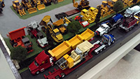 Construction Truck Scale Model Toy Show IMCATS-2016-088-s