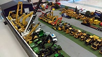 Construction Truck Scale Model Toy Show IMCATS-2016-089-s