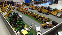 Construction Truck Scale Model Toy Show IMCATS-2016-091-s