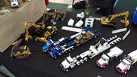 Construction Truck Scale Model Toy Show IMCATS-2016-107-s