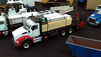 Construction Truck Scale Model Toy Show IMCATS-2016-110-s