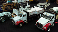 Construction Truck Scale Model Toy Show IMCATS-2016-111-s