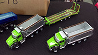 Construction Truck Scale Model Toy Show IMCATS-2016-115-s