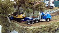 Construction Truck Scale Model Toy Show IMCATS-2016-118-s