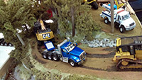 Construction Truck Scale Model Toy Show IMCATS-2016-119-s